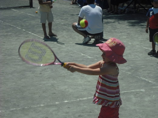 14th Annual Family Tennis Day is May 4