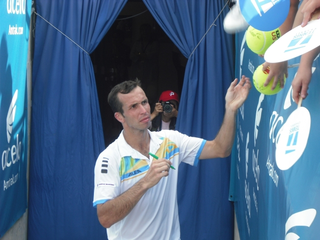 Radek Stepanek Legg Mason Washington DC 2011