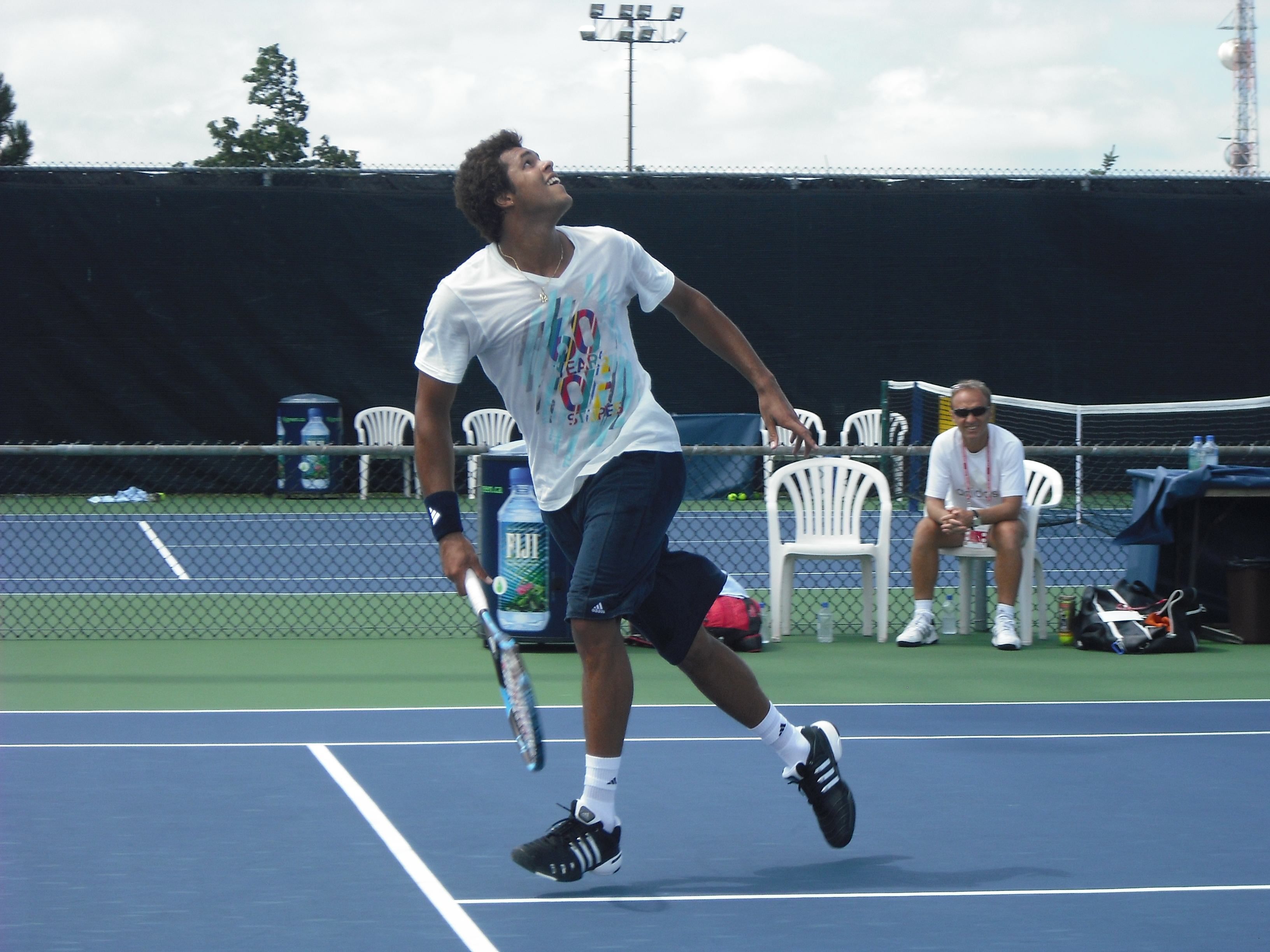 Jo Wilfried Tsonga, Copyright TennisEastCoast.com