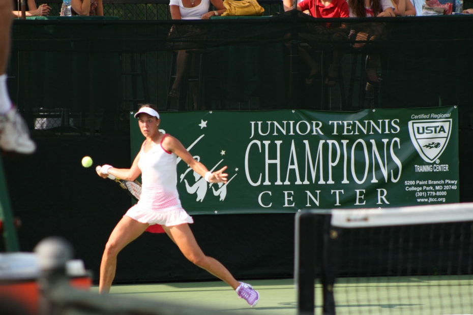 International Tennis Returns to Maryland As @ITF_Tennis Grade 1 Juniors Do Battle @The JTCC