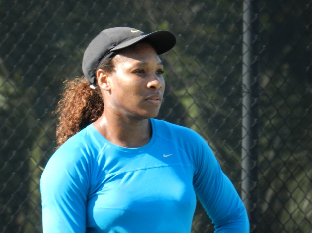 Serena Williams, Charleston 2012