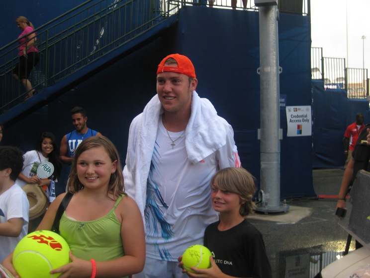 2012 ATP Atlanta, Jack Sock, Copyright Steen Kirby