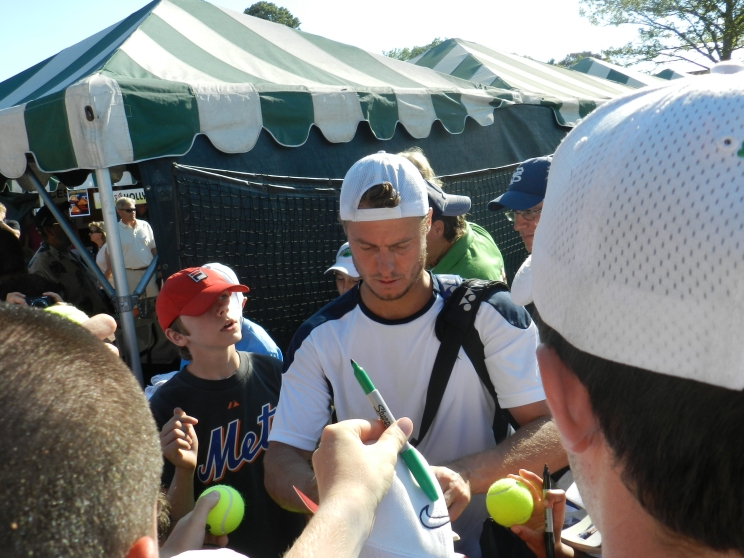 Hewitt in Newport