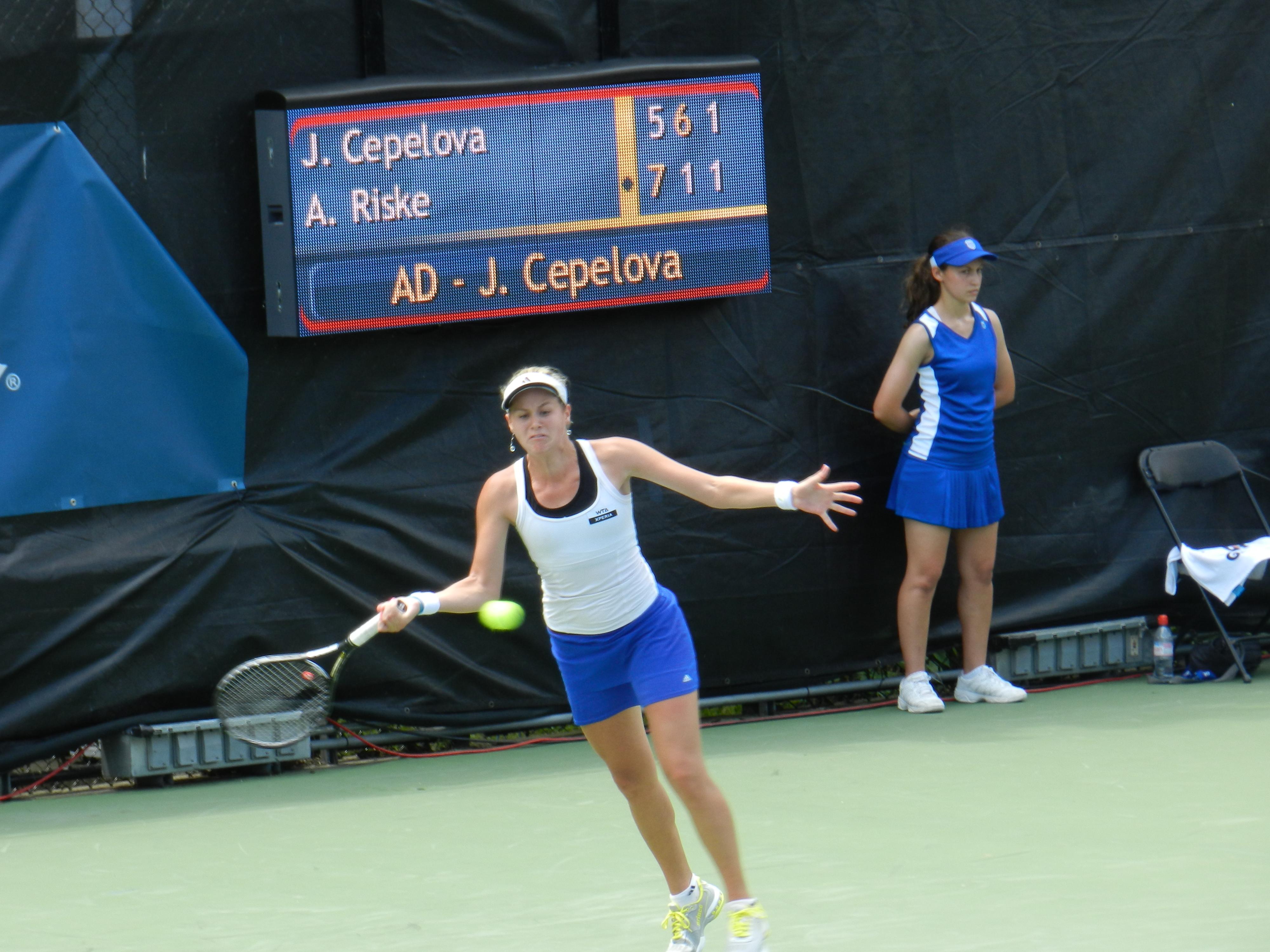 Jana Cepelova, WTA Washington CitiOpen 2012