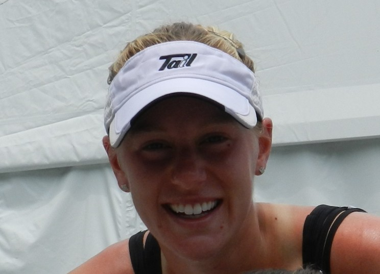 Alison Riske, WTA Washington CitiOpen