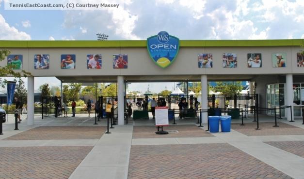 Cincy Entrance