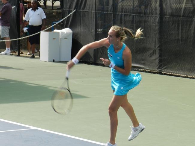 Magdalena Rybarikova Looks for a DC Repeat