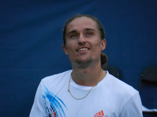 Alexandr Dolgopolov, 2012 ATP Washington, Copyright TennisEastCoast.com