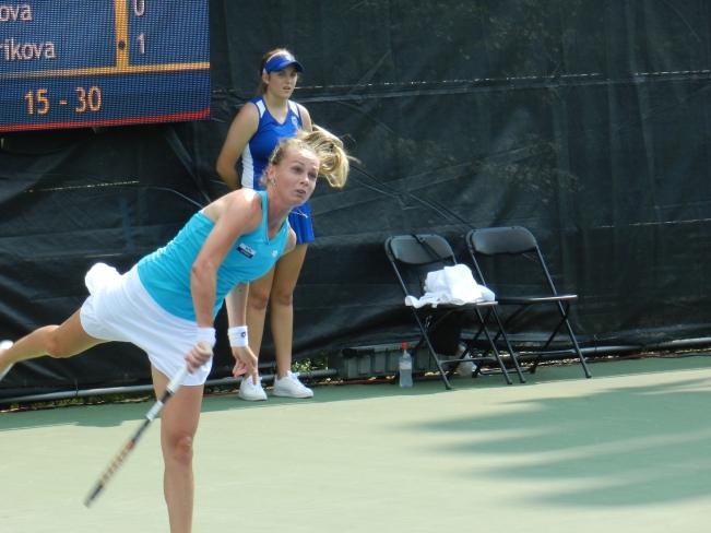 Magdalena Rybarikova, 2012 WTA Washington