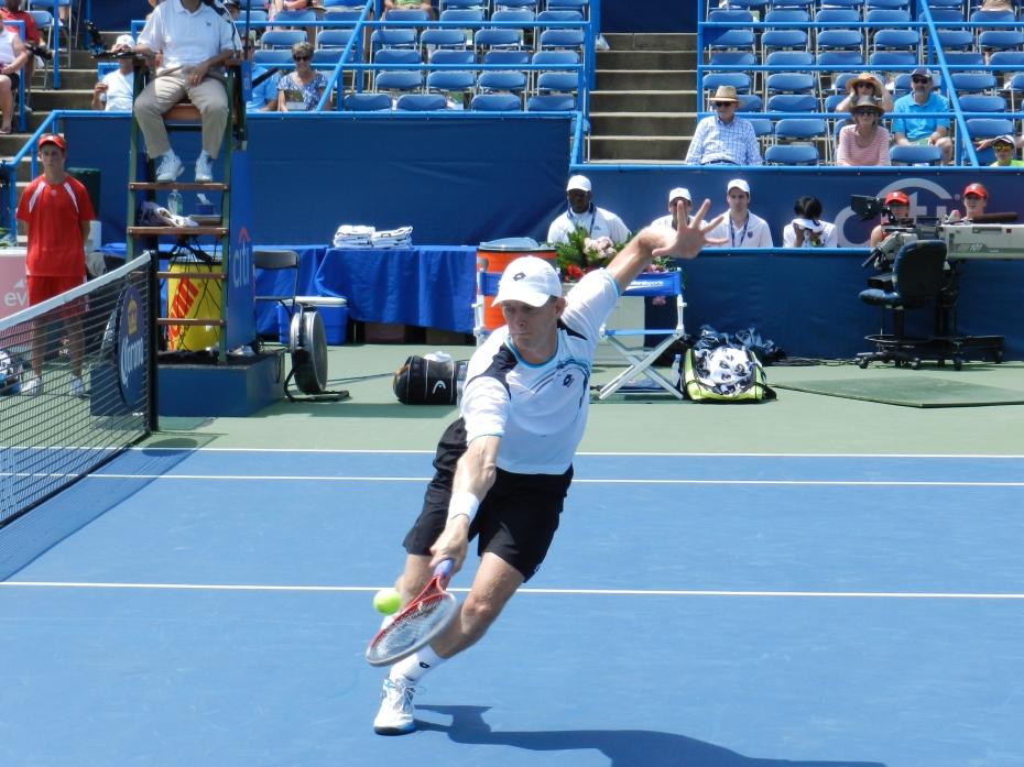 Kevin Anderson, 2012 ATP Washington, Copyright TennisEastCoast.com
