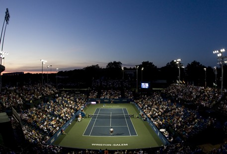 Winston-Salem Open, Courtesy of Winston-Salem Open
