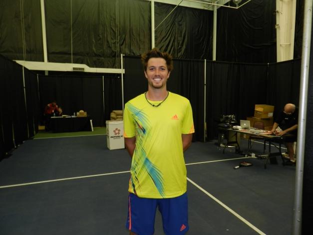 Rhyne Williams, Tennis Jedi