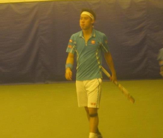 Semi-Finalist Nishikori-San