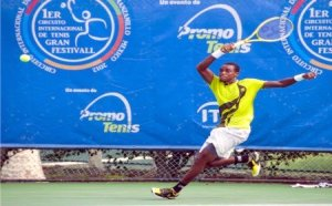 Darian King Courtesy of Tennis Barbados