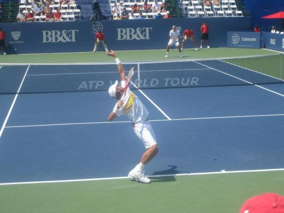 Mardy Fish Atlanta 2012