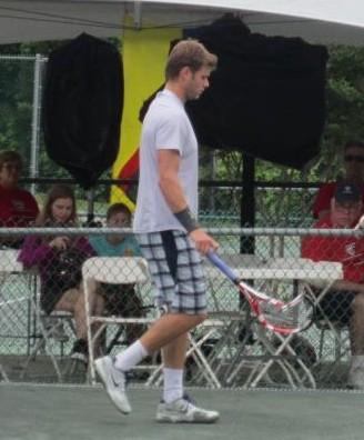 Harrison's Poor, Poor Racquet