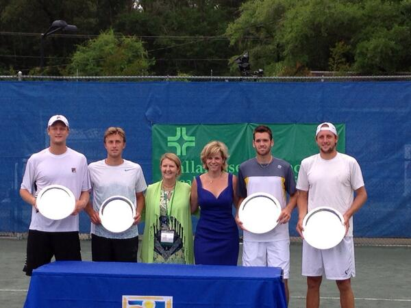 Doubles Winners (Photo: Tally Challenger)