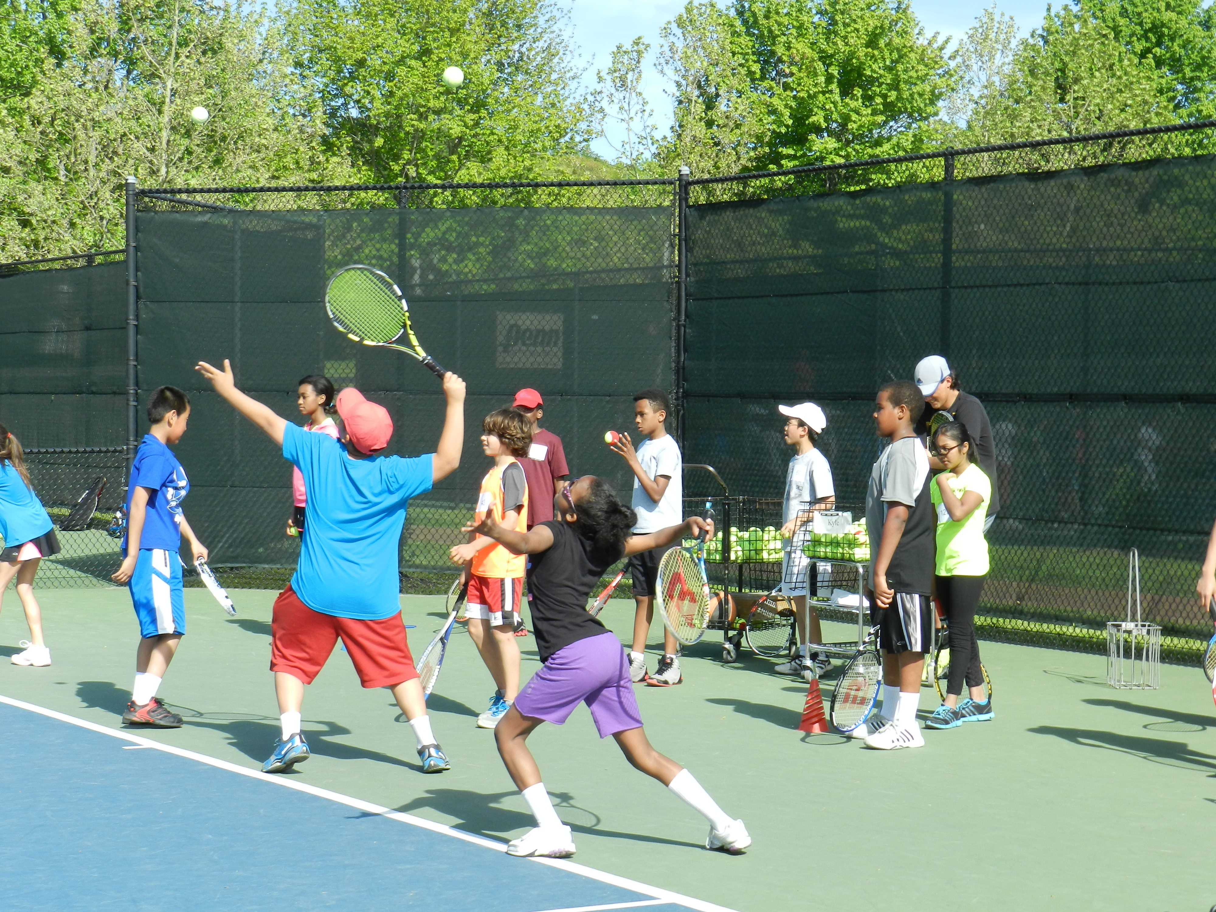 Kid's Day | Tennis Atlantic