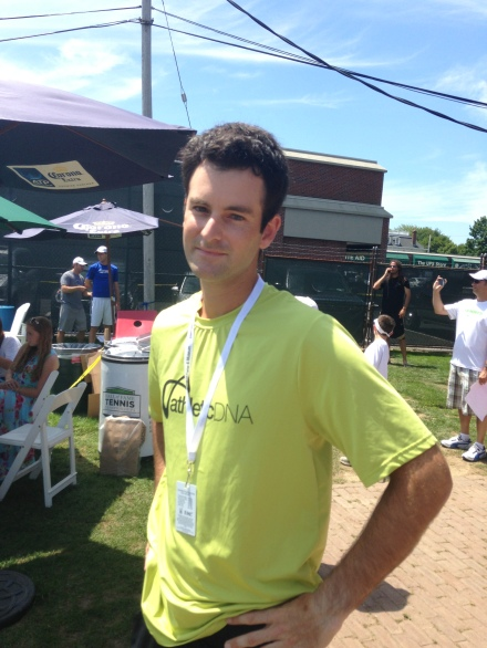 Brian Baker, Newport 2013