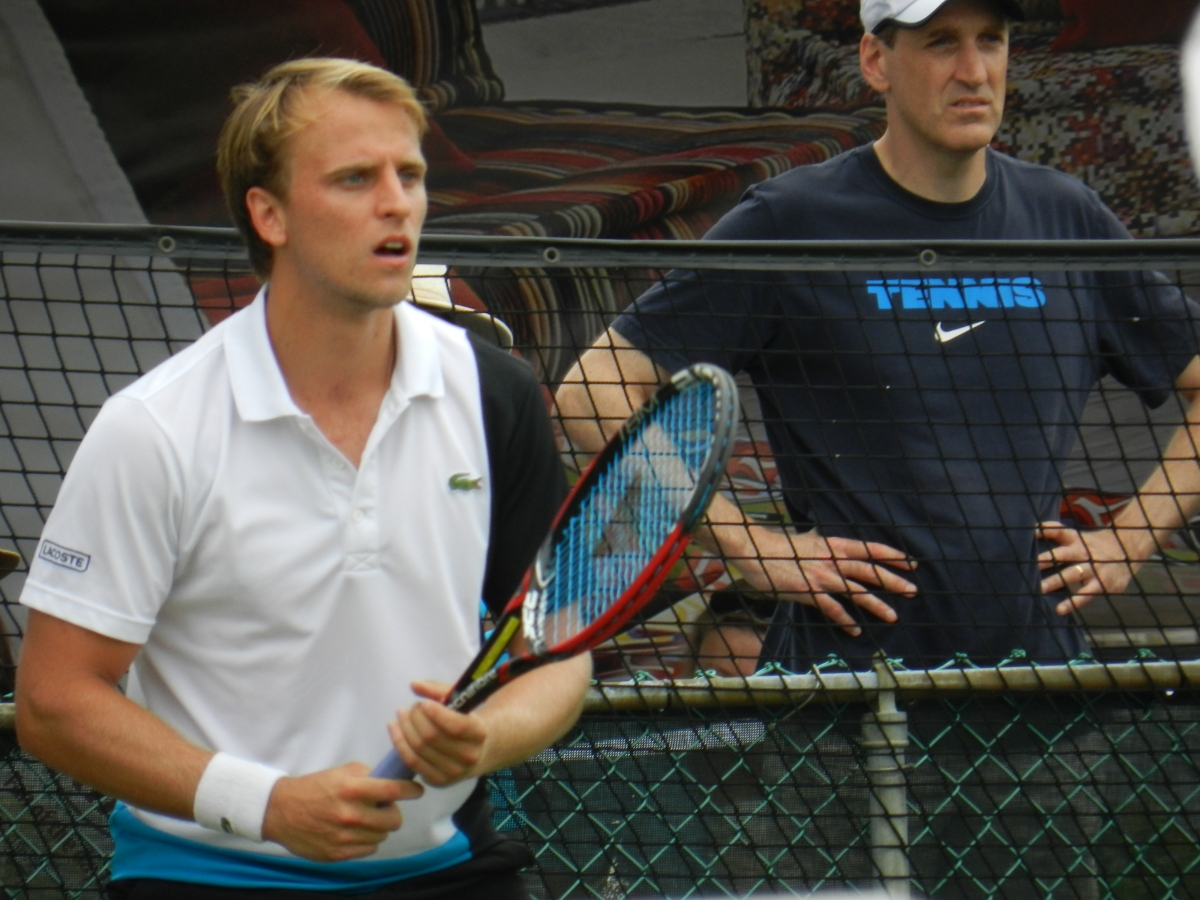 Haas, Kudla, Jarry Nab Wild Cards @CitiOpen Main Draw