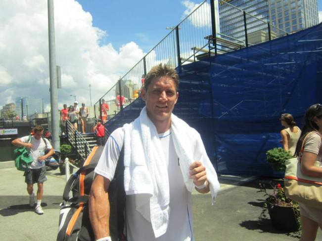 Ebden post match