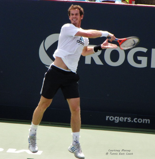 Andy Murray, Montreal 2013