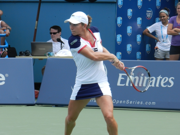 Simona Halep (Photo: S. Fogleman)