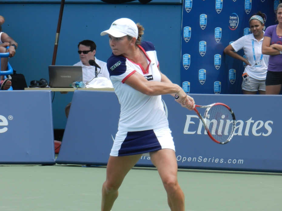 Simona Halep is a Fighter: Exclusive Interview #NHO13