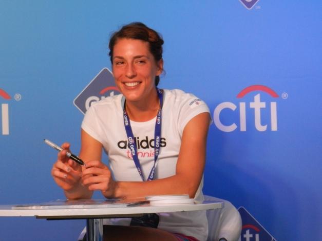Petkovic, 2013 Citi Open