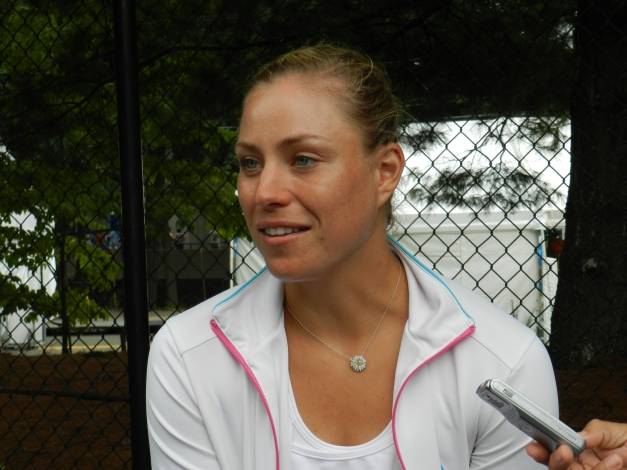 Angelique Kerber, New Haven