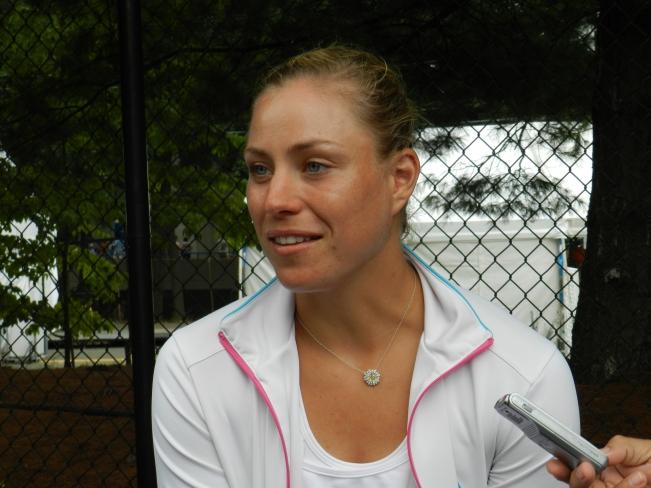 Angelique Kerber, New Haven