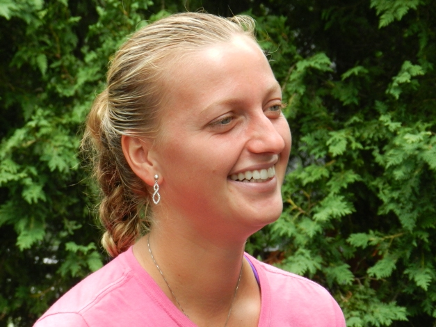 Petra Kvitova, 2013 New Haven