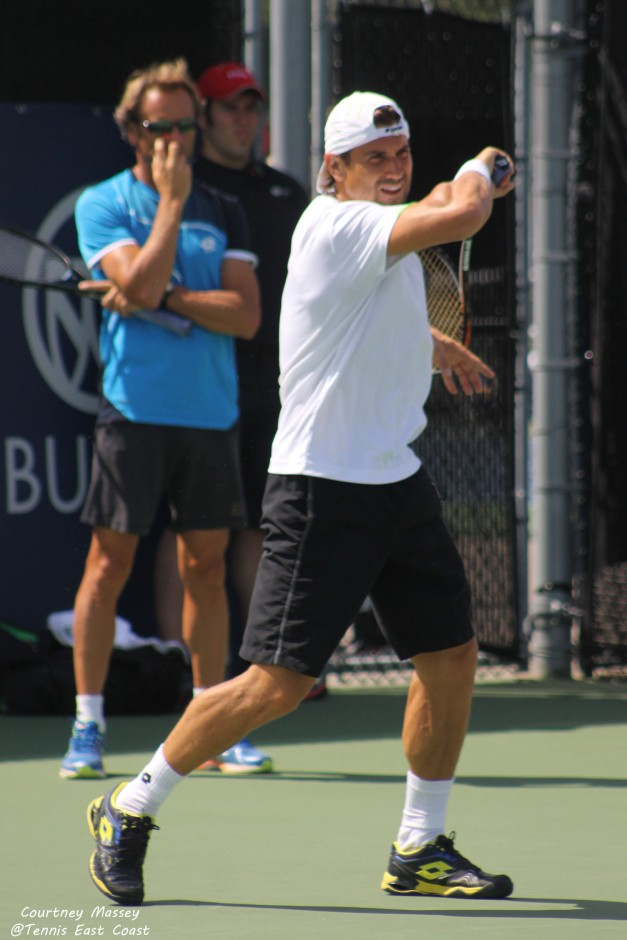 Ferrer in MTL
