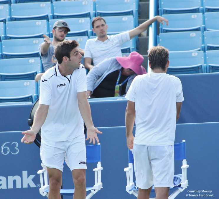 Marcel Granollers Argues