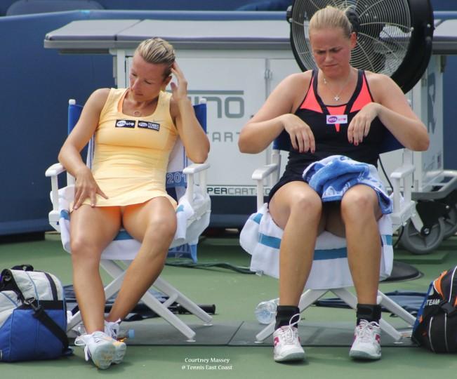 Women's Doubles Final