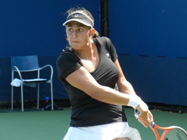 Tamira Paszek, 2013 US Open