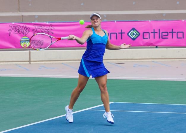 Melanie Oudin  (Photo: Craig Glover)