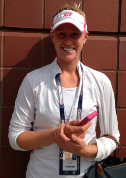 Alison Riske Post-Match