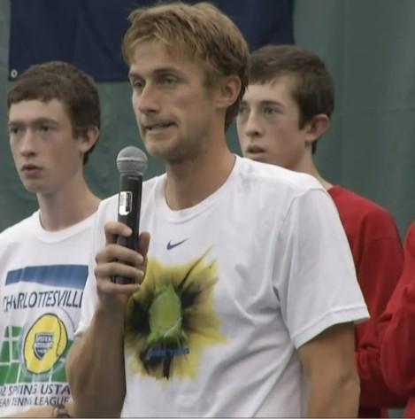 Peter Polansky, 2013 Charlottesville Finalist