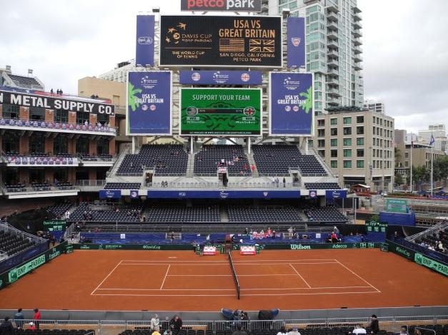 Davis Cup San Diego
