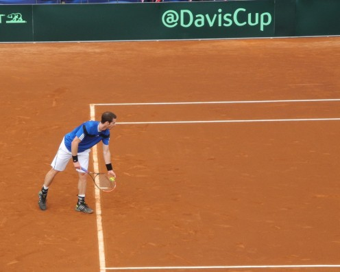 Andy Murray, Davis Cup San Diego