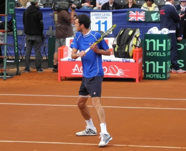 James Ward, Davis Cup San Diego