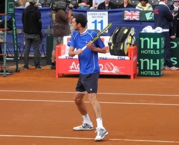 James Ward, Davis Cup San Diego