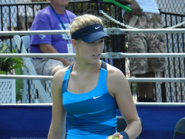 Genie Bouchard (Photo: S. Fogleman)