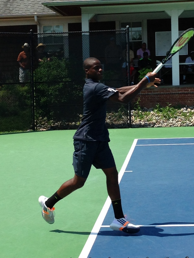 Francis Tiafoe (Photo: Tennis Atlantic)