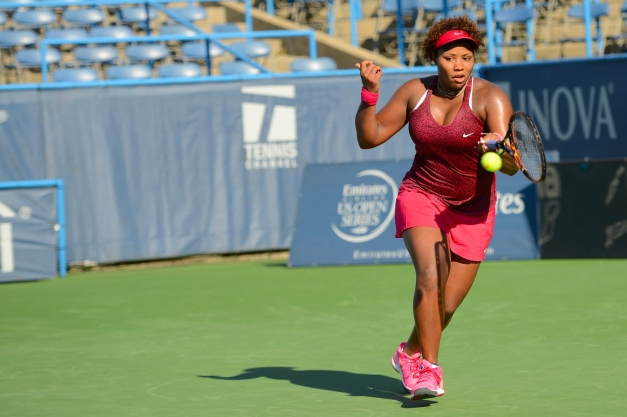e845bda26bb Taylor Townsend Claims USTA French Open Wild Card
