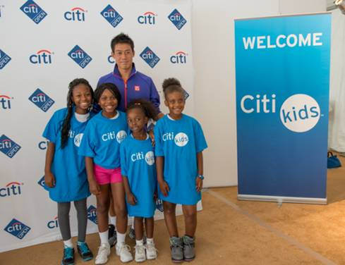 Kei and Citi Kids (Photo: Susan Hornyak)