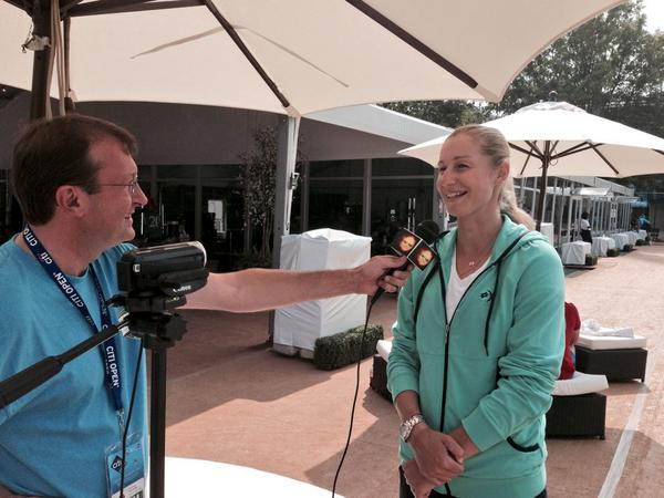 Ekaterina Makarova (Photo: @NickMcCarvel)