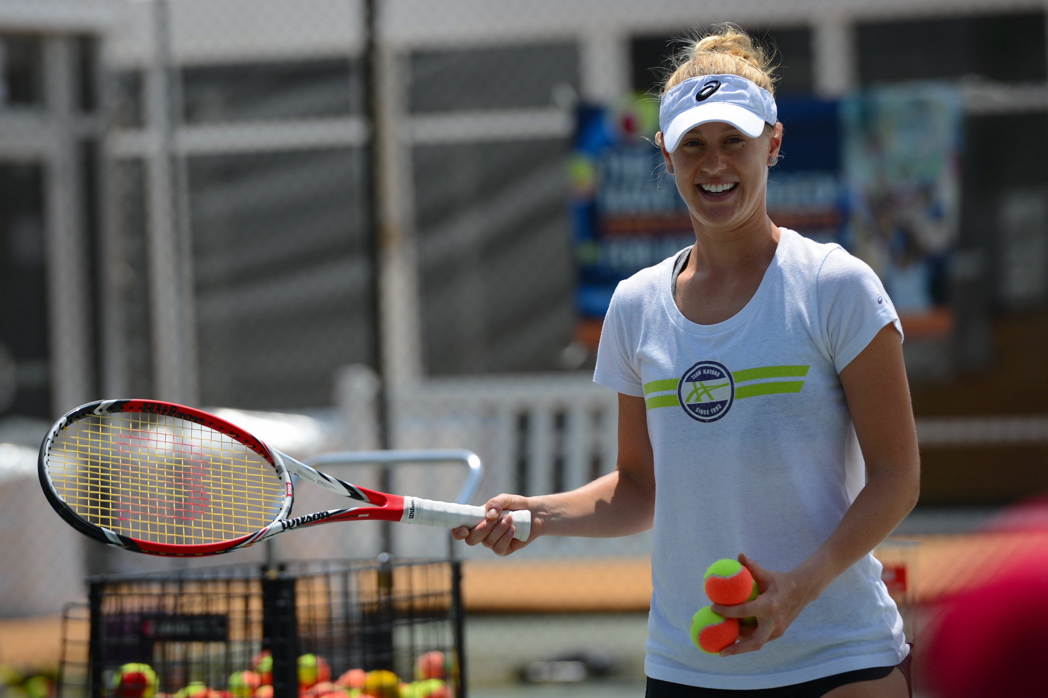 Alison Riske (Photo: @Tennis_Shots)