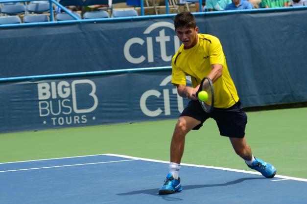 Jordi Arconada (Photo: @Tennis_Shots for TennisEastCoast.com)